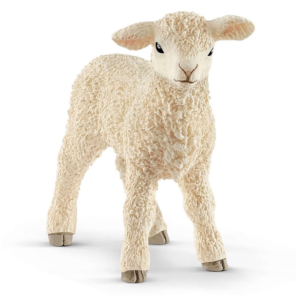 Schleich Farm World Lamb Toy Figurine
