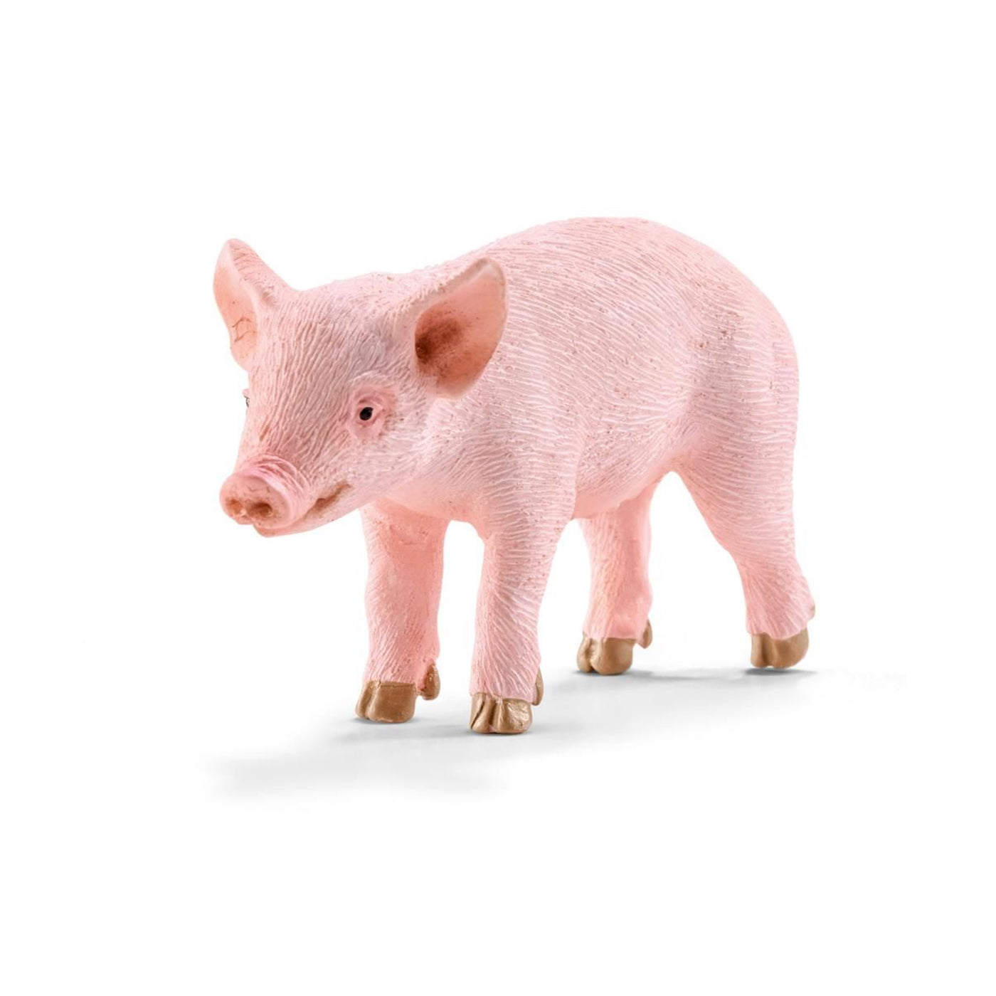 Schleich Farm World Piglet Toy Figurine