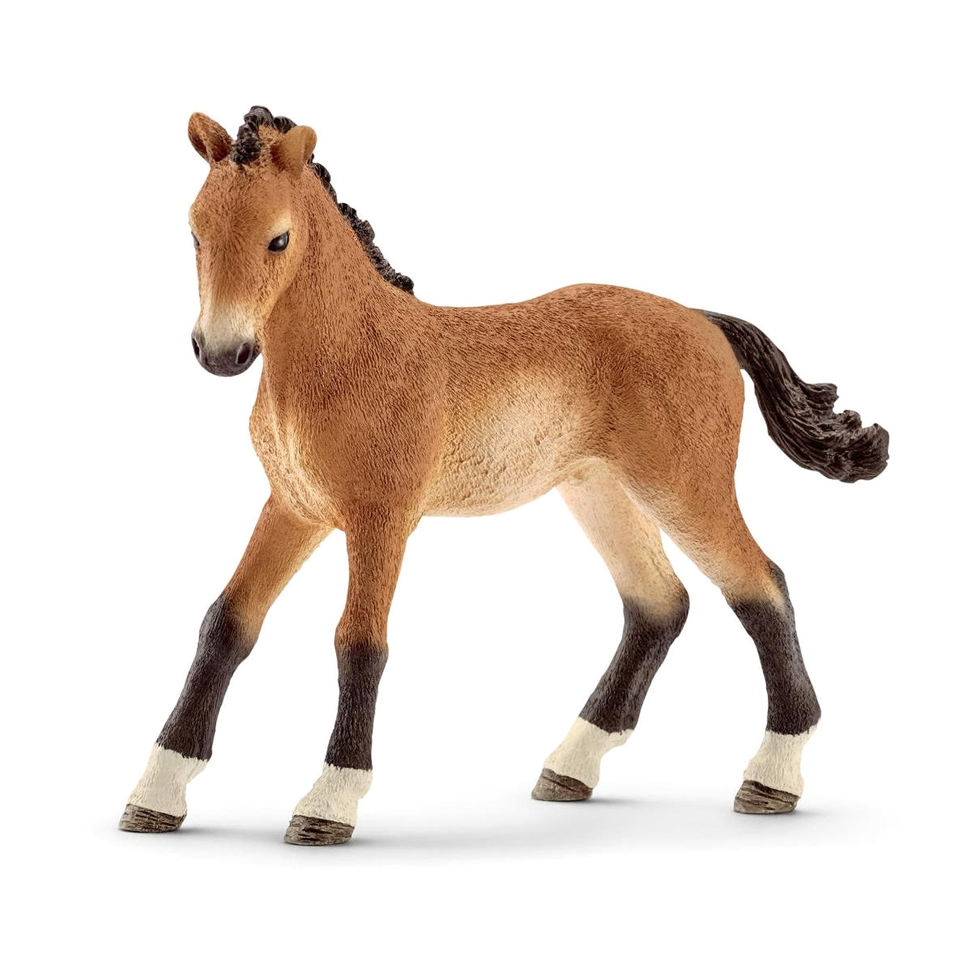 Schleich Farm World Tennessee Walker Foal Toy Figurine