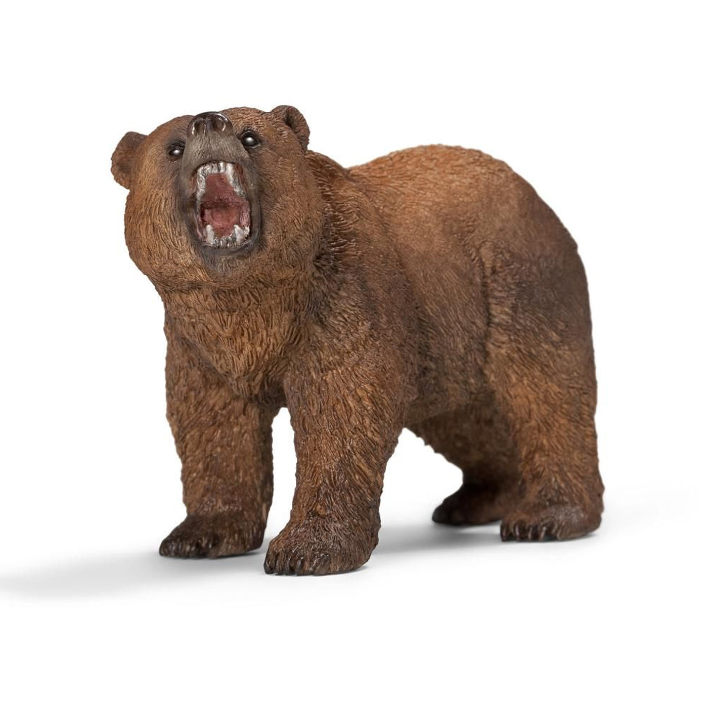 Schleich Wild Life Grizzly Bear Toy Figurine