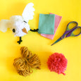 Sewing and Textiles online art class for kids 8 to 13 years old