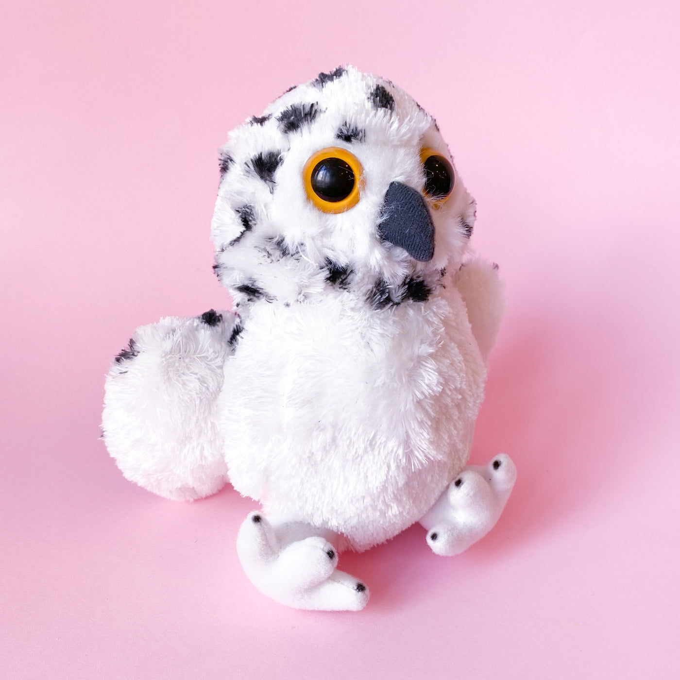 Baby Owl Stuffed Animal
