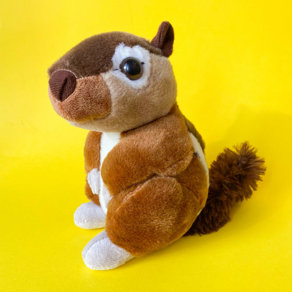 Chipmunk Mini Stuffed Animal