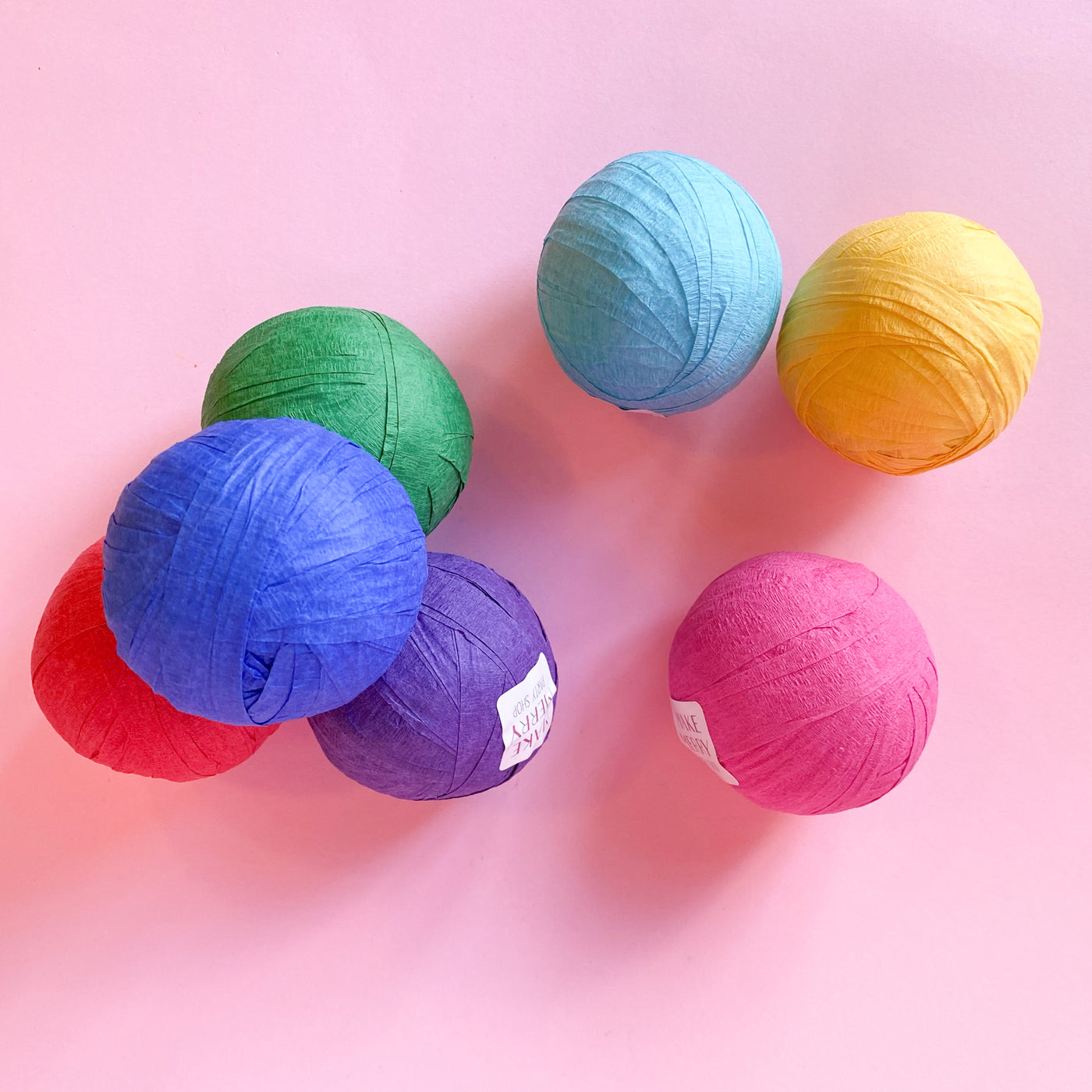Surprise Balls from Make Merry