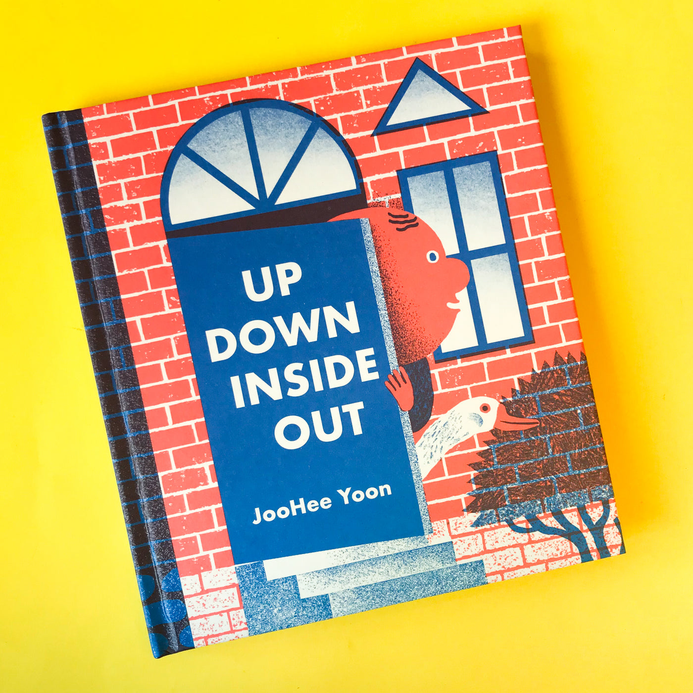 Up Down Inside Out by JooHee Yoon