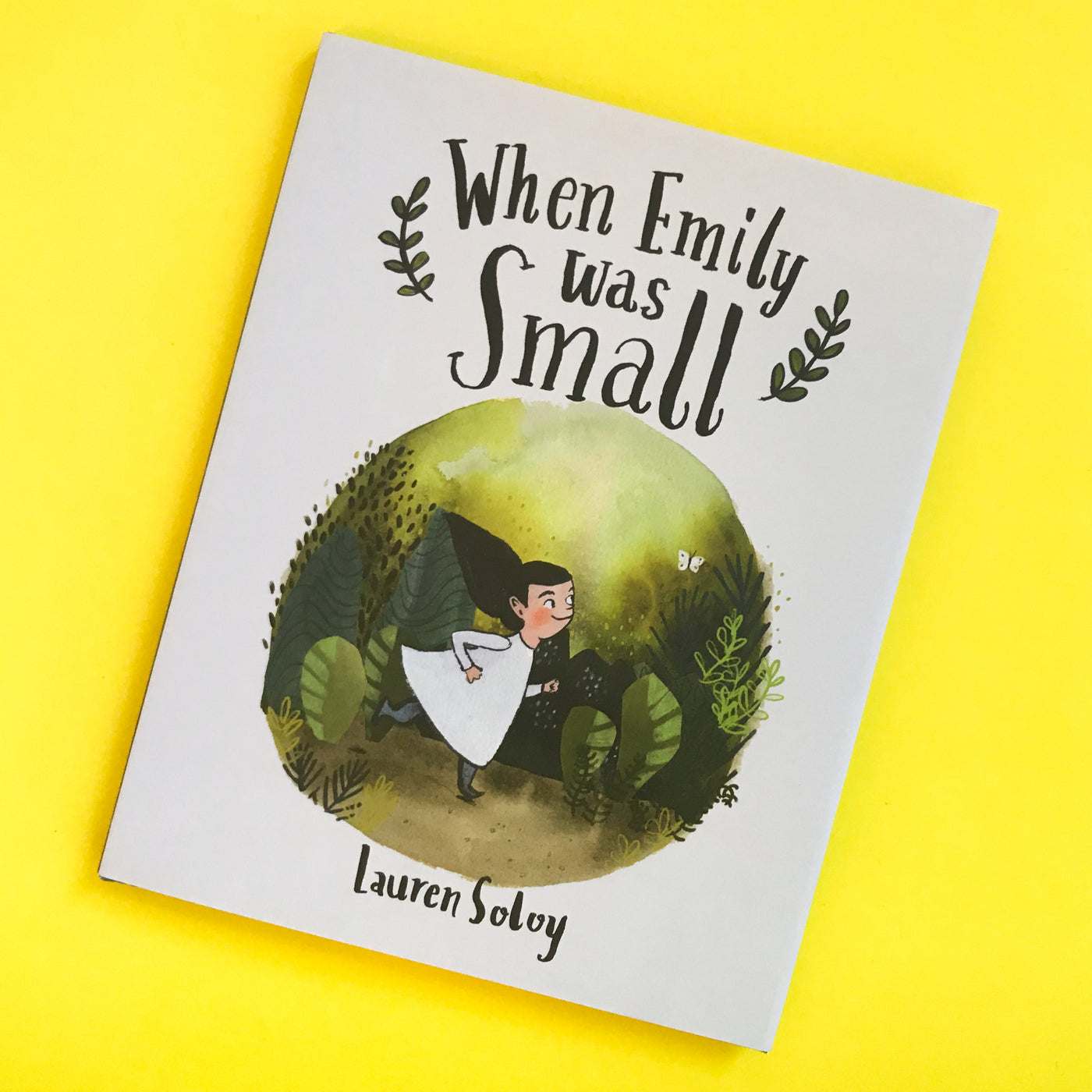 When Emily Was Small by Lauren Soloy