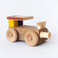 Wooden Vehicle Kit