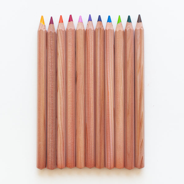 Yorik Pencil Crayons