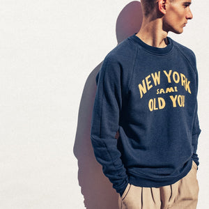 New You Crew Navy