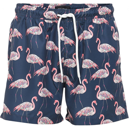 Swim Flamingo Navy