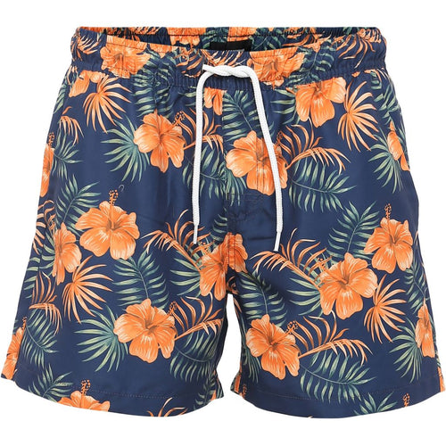 Swim Flower Navy