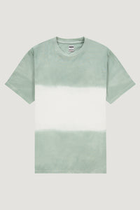 Kultivate Tshirt Dip in Granite Green