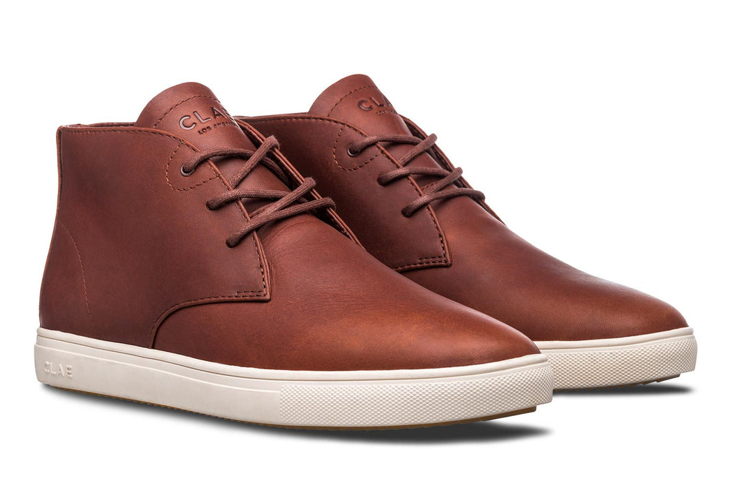 Strayhorn Sp Chestnut Oiled Leather