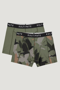 Kultivate Boxer Bird Camo 2 Pack