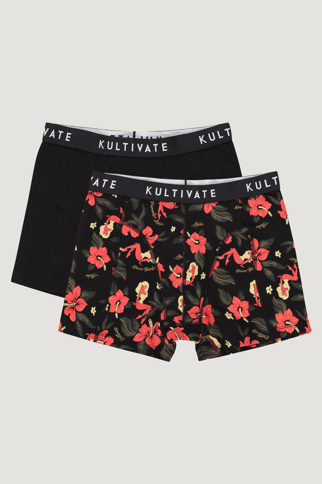 Kultivate Underwear Classic 2 Pack no1.