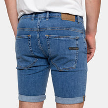 Afbeelding in Gallery-weergave laden, 5408 Denim Shorts in Blue