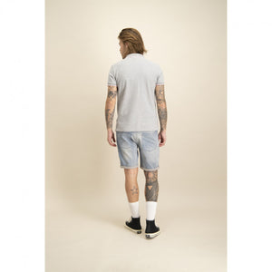 PL Ananas Chest Melange Light Grey