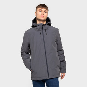 7631 Parka Jacket Grey