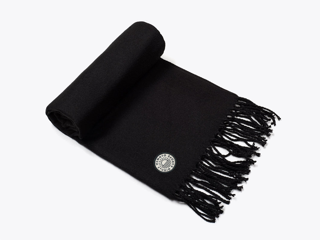 Wemoto Alston Scarf Black