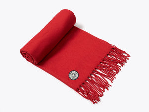 Wemoto Alston Scarf Red