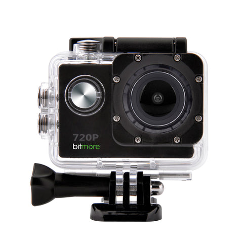 4k Interpolated HD UltaCam Waterproof Action Camera with Accessories
