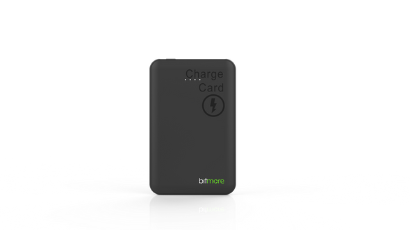 Charge Card 3000 mAh Power Bank - bitmore.co.uk