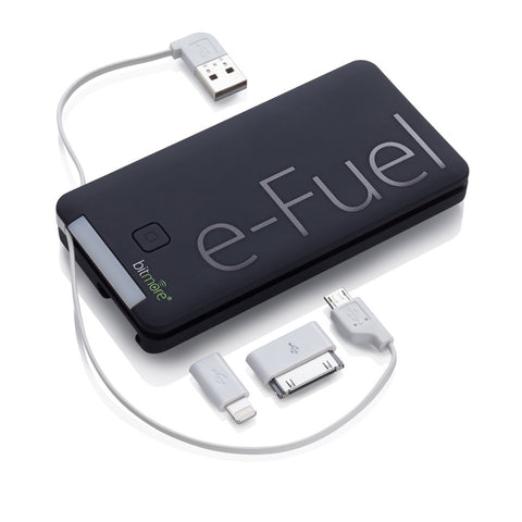 Bitmore® e-Fuel™ 8400mAh Power Bank