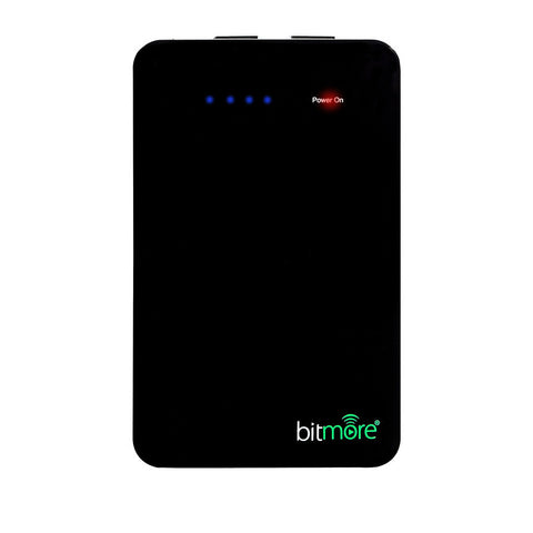 Bitmore® e-Fuel™ 9000mAh Power Bank - bitmore.co.uk