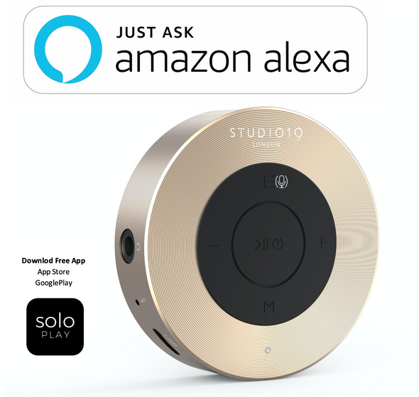 Solo Play Amazon Alexa Certified