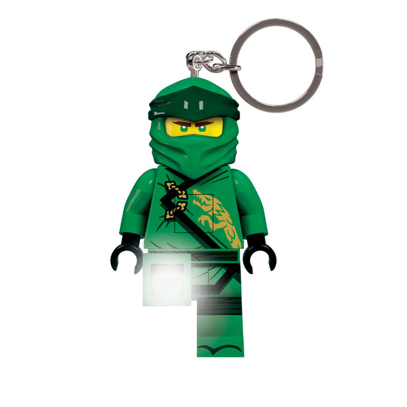 LEGO Ninjago Lloyd Keychain with LED