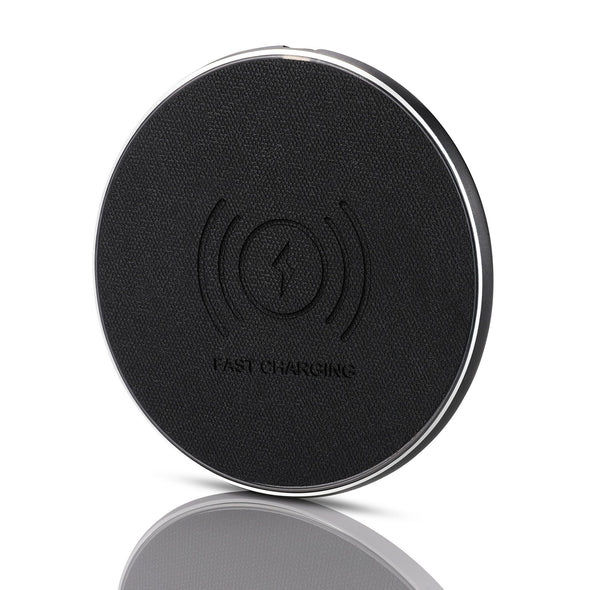 Qi Wireless Charging Pad - 10watt FAST Charge - bitmore.co.uk