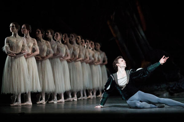 Matthew Ball as Albrecht in Giselle
