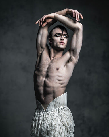 Matthew Ball in Swan Lake