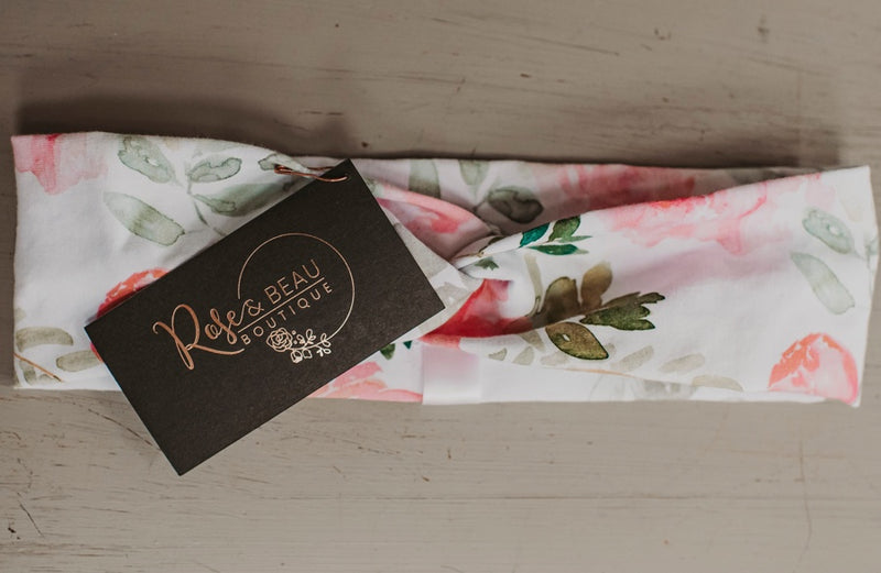 Headband - Rose & Beau
