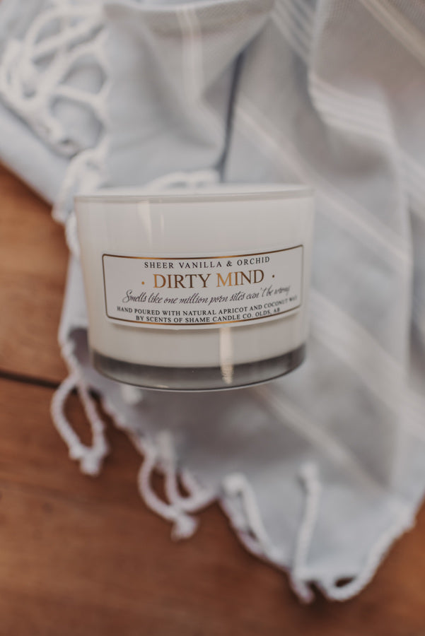 Dirty Minds Candle