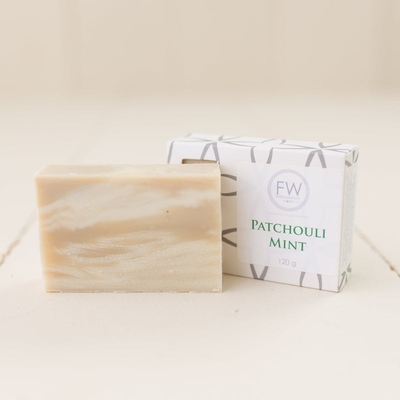 Patchouli Mint Soap Bar
