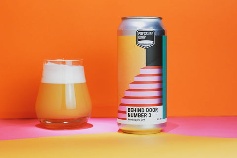 Behind Door Number 3 - 8.5% Citra Mosaic New England DIPA