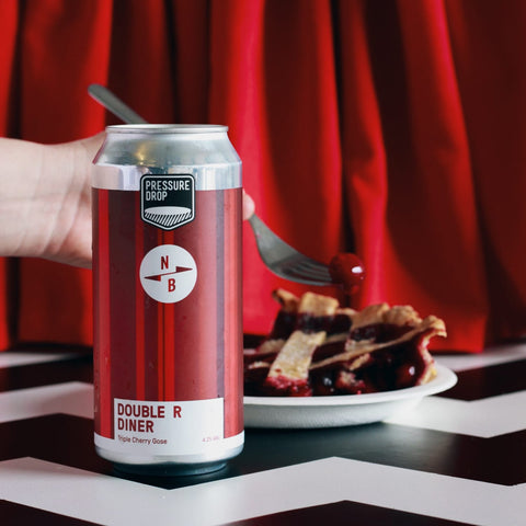 Double R Diner 4.2% Triple Cherry Gose
