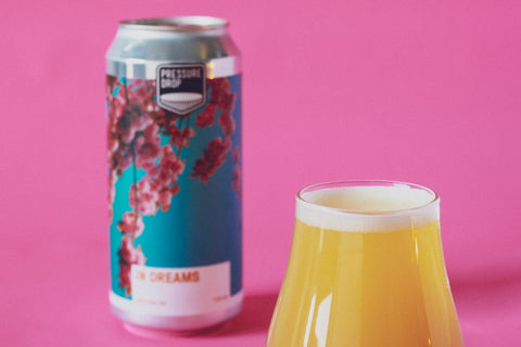 In Dreams 5.8% Idaho 7 & Mosaic New England Pale Ale