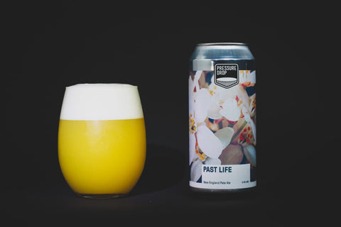 Past Life 5.6% New England Pale