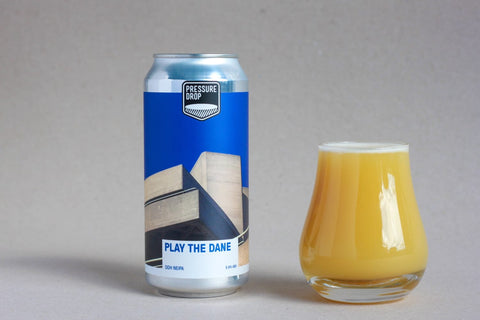 Play The Dane 6.8% Citra & Amarillo NEIPA