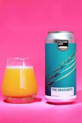 The Gradients 5.6% Vic Secret & Amarillo DDH Pale