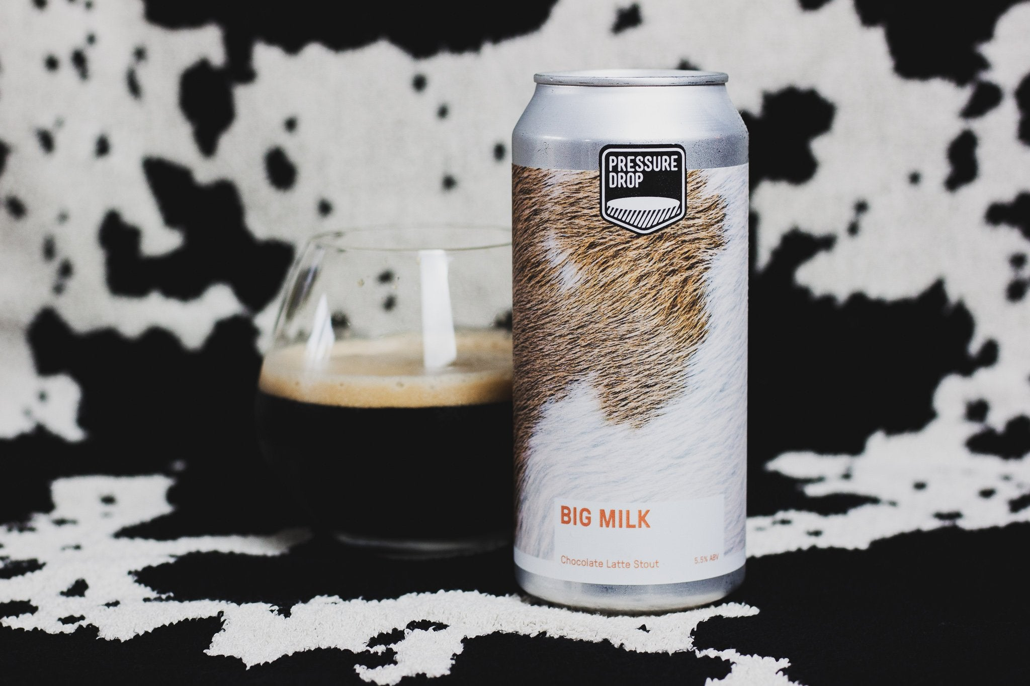 Big Milk- Chocolate Latte Stout - Stout