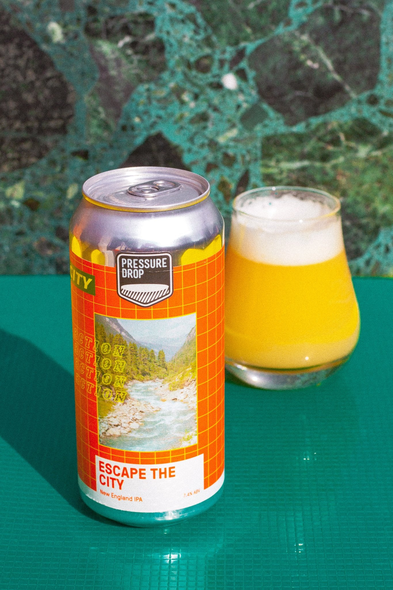 Escape The City- Strata Citra NEIPA - NEIPA