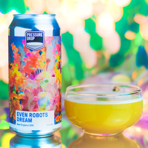 Even Robots Dream- Citra & Sabro New England DIPA - DIPA