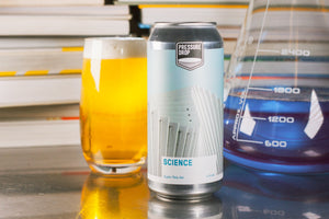 Science 4.7% Motukea Super Pale Ale - Pressure Drop Brewing
