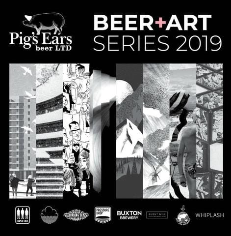 Beer + Art Official Launch Party
