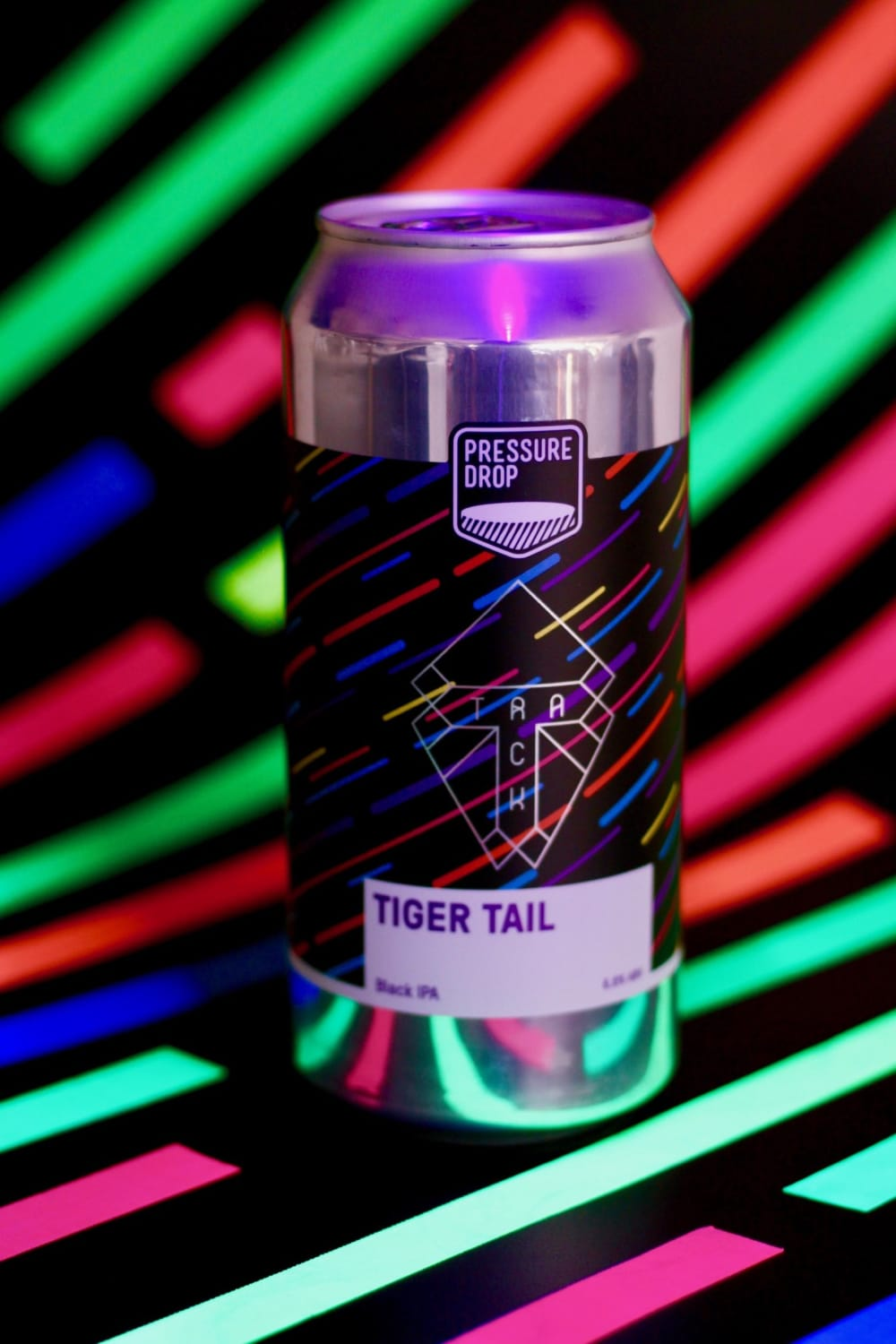 Tiger Tail 6.8% Black IPA