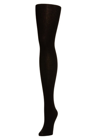 hansel from basel cashmere tights in black