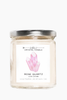 jaxkelly rose quartz candle